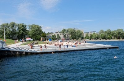 Breakwater Park, Kingston