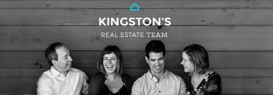 Kingston's Real Estate team - Carlie, Glenn, Anne and Jake